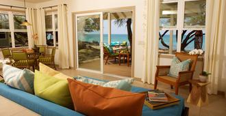 Lava Lava Beach Club - Kailua-Kona - Living room