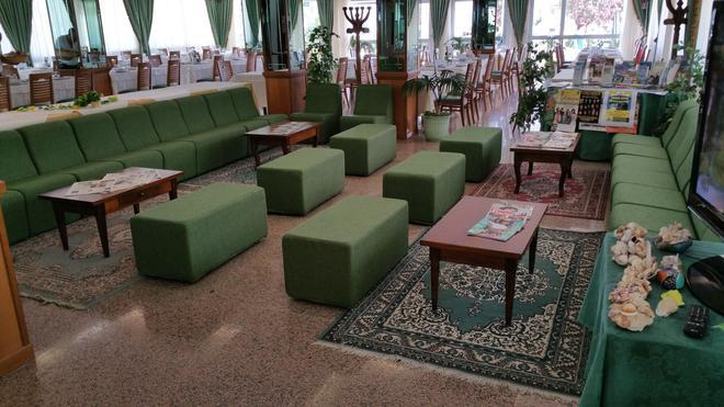 Hotel Caraibi - Grottammare - Oleskelutila