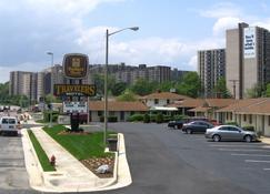 Budget Host Travelers Motel - Alexandria - Extérieur