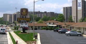 Budget Host Travelers Motel - Alexandria - Cảnh ngoài trời