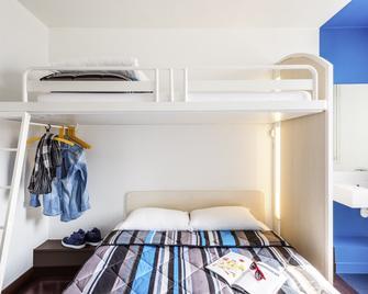 Hotelf1 Tours Nord - Parçay-Meslay - Schlafzimmer