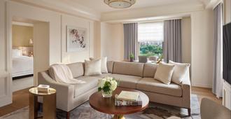 The Newbury Boston - Boston - Living room