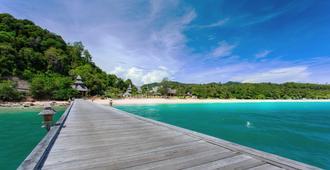 Santhiya Koh Yao Yai Resort & Spa - Ko Yao Yai - Strand
