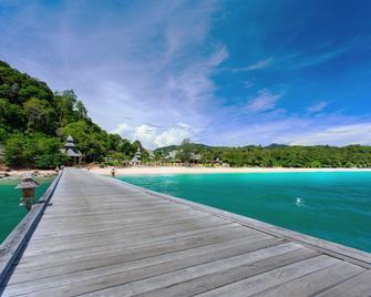 Santhiya Koh Yao Yai Resort & Spa - Ko Yao Yai - Beach