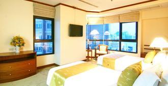 Grand Diamond Suites Hotel - Bangkok - Phòng ngủ