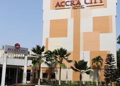 Accra City Hotel - Acra - Edificio