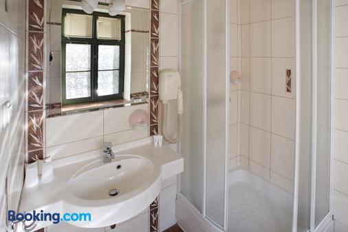 Gotyk - Toruń - Bathroom