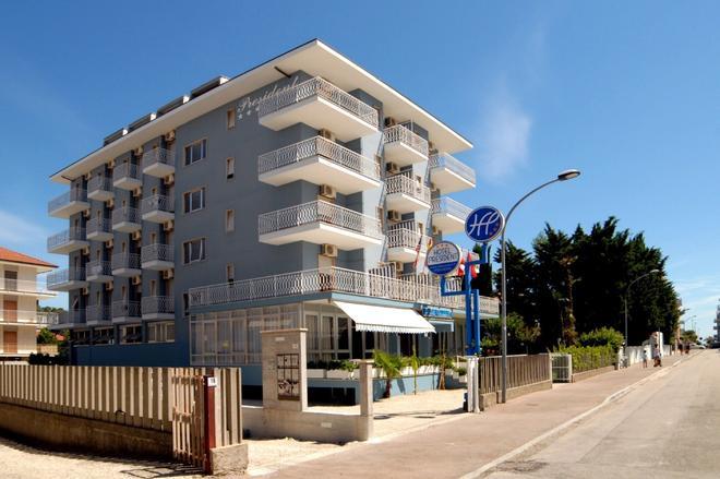 Hotel President - San Benedetto del Tronto - Building