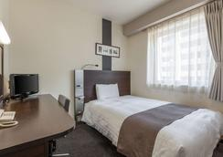 Comfort Hotel Sendai East - Sendai - Phòng ngủ