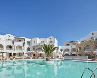 Aegean Plaza Hotel - Kamari - Piscină
