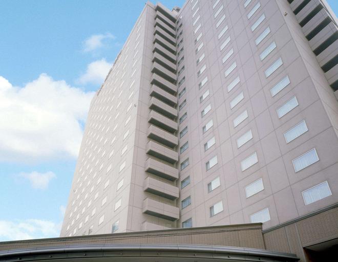 Sapporo Excel Hotel Tokyu - Sapporo - Κτίριο