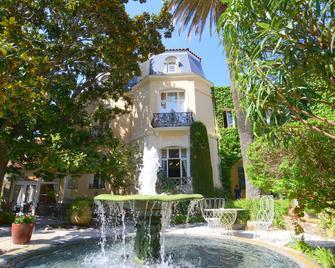 Hôtel La Casa Païral - Collioure - Gebouw