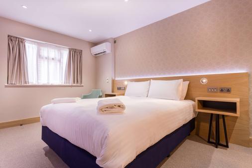 Elmbank Hotel And Lodge - York - Bedroom
