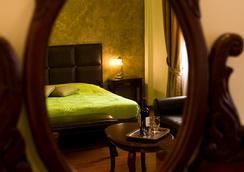 Andromeda Hotel Ναύπλιο - Ναύπλιο - Κρεβατοκάμαρα