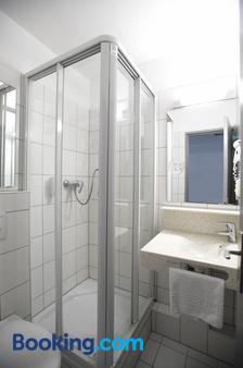 Comfort Hotel Strasbourg - Strasbourg - Bathroom