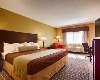 Best Western Plus Executive Inn - Saint Marys - Спальня