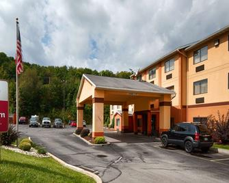 Best Western Plus Executive Inn - Saint Marys - Building