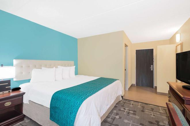 Howard Johnson by Wyndham Saugerties - Saugerties - Bedroom