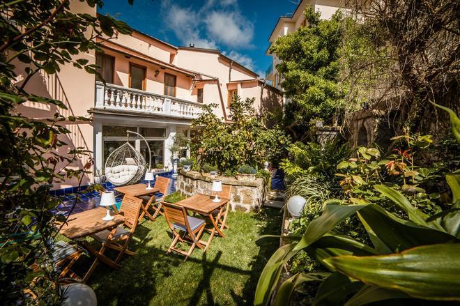 Maison Fernanda - Massa Lubrense - Patio