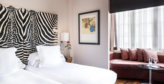 Gran Derby Suite Hotel - Barcelona - Quarto