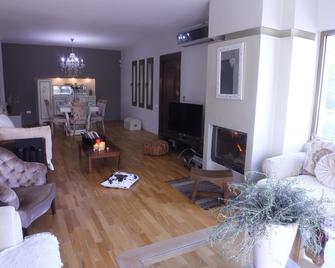 Villa Fourni Archanes - Archanes - Living room