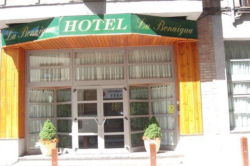 Hotel La Bonaigua - Viella - Κτίριο