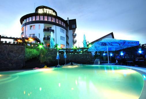 Belvedere Hotel Brasov - Braşov - Pool