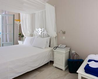 Aphrodite Beach Resort Hotel - Kalafati - Bedroom