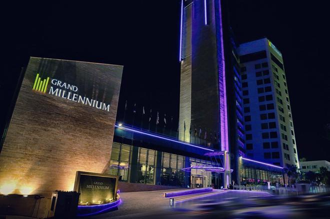 Grand Millennium Hotel Amman - Amman - Gebäude