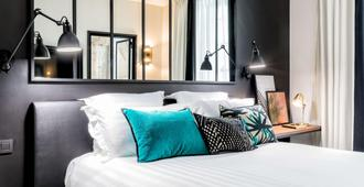 Laz' Hotel Spa Urbain Paris - Paris - Bedroom