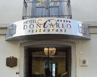 Hotel Don Carlo - San Marco Argentano - Будівля