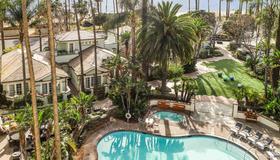 Fairmont Miramar - Hotel & Bungalows - Santa Monica - Piscina
