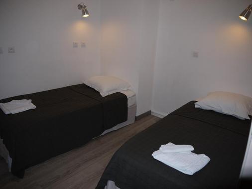 Hôtel du Portalet - Hyères - Phòng ngủ