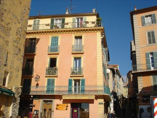 Hôtel du Portalet - Hyères - Toà nhà