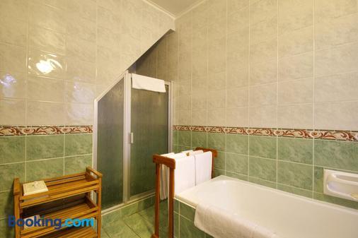 聖露西亞濕地賓館 - 聖露西亞 - Saint Lucia - 浴室