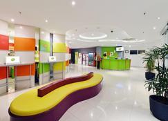 Pop! Hotel Tanjung Karang - Bandar Lampung - Lobby