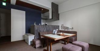 The Wonder At Stay-Bentencho- - Osaka - Bedroom
