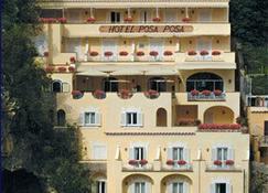 Hotel Posa Posa - Positano - Edificio