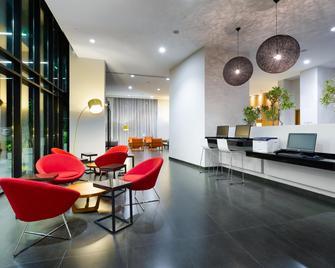 Holiday Inn Panama Distrito Financiero - Ciudad de Panamá - Lobby