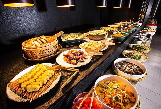 Wellspring by Silks - Yilan City - Thức ăn