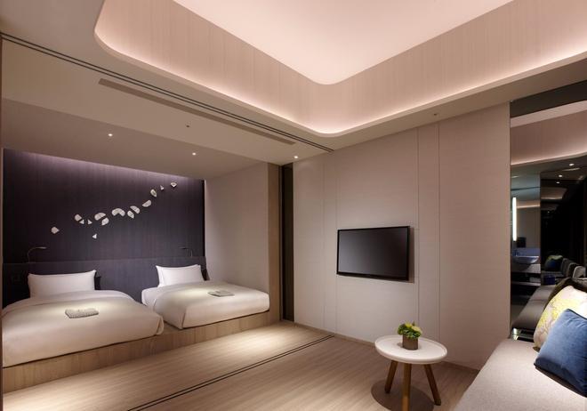 Wellspring by Silks - Yilan City - Phòng ngủ