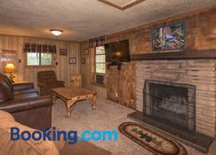 Canyon Cabins - Ruidoso - Sala de estar