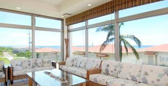 La Teada Iriomote Resort - Taketomi - Living room