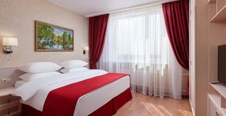 Hanoi-Moscow Aparthotel - Moscow - Bedroom