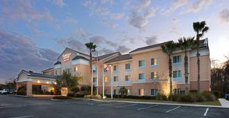 Fairfield Inn & Suites by Marriott St. Augustine I-95 - St. Augustine - Gebäude