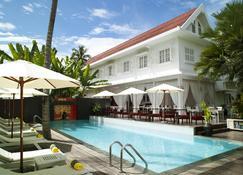 Maison Souvannaphoum Hotel - Luang Prabang - Pool