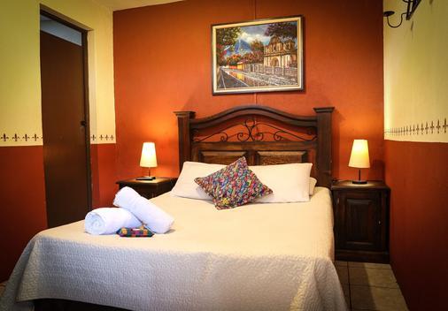 Posada de San Jeronimo - Antigua Guatemala - Camera da letto