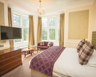 Friars Carse Country House Hotel - Dumfries - Bedroom