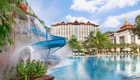 Shangri-La Hotel, Chiang Mai - Chiang Mai - Piscina