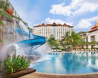 샹그릴라 호텔 치앙마이 - 치앙마이 - 수영장